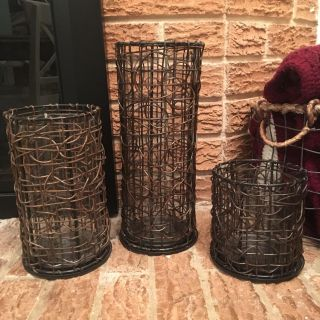Partylite Candle Holder Set