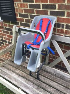 Child Bike Seat **READ PICK-UP DETAILS BELOW