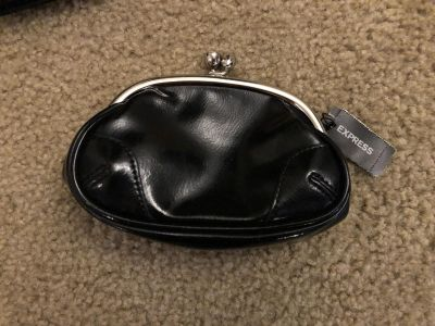 NWT express clutch Small