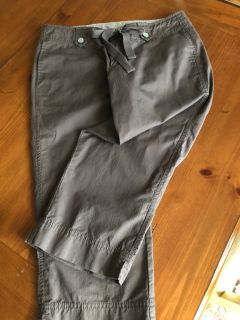 Size 8 capris from C and C