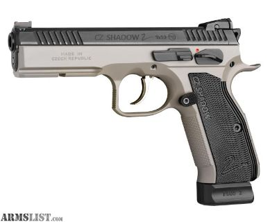 For Sale: CZ Shadow 2 Urban Grey