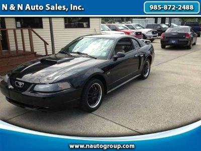 2001 Ford Mustang Bullitt GT - Call to Schedule your Test Drive
