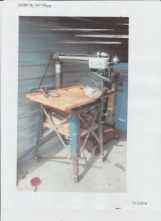Vintage Craftsman Radial Arm Saw