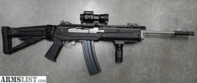 For Sale: Ruger Mini 14/30 Tactical Rifle Chassis