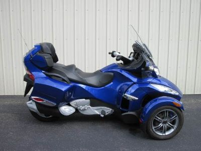 2012 Can-Am Spyder RT-S SM5 Trikes Motorcycles Guilderland, NY