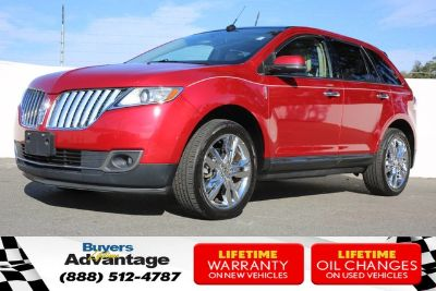 2012 Lincoln MKX Base (Red Candy Tinted Metallic)