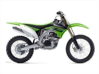 2010 Kawasaki KX 450F Motocross Motorcycles Johnson City, TN