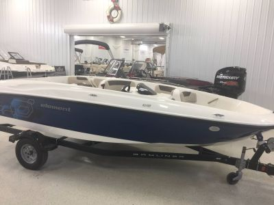 2017 Bayliner Element E18 Deck Boats Kaukauna, WI