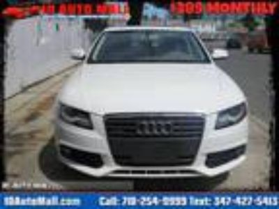 $10500.00 2010 Audi A4 with 75658 miles!
