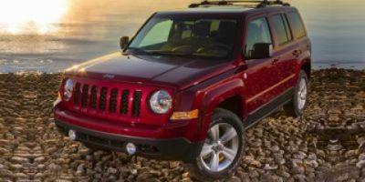 2015 Jeep Patriot Latitude (Black Clearcoat)