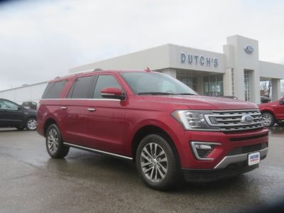 2018 Ford Expedition Max Limited (Ruby Red Metallic Tinted Clearcoat)