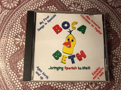 Boca Beth - Bringing Spanish to Life. Photo of Playlist Attached