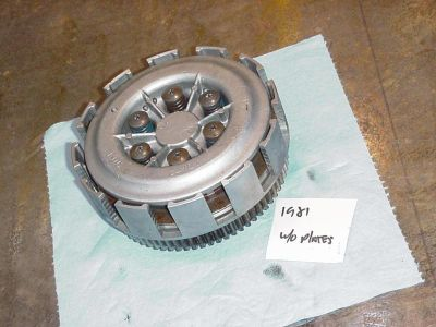 Buy XS650 CLUTCH BASKET ASSY COMLETE 1981 WITHOUT PLATES motorcycle in Stanwood, Washington, US, for US $35.00