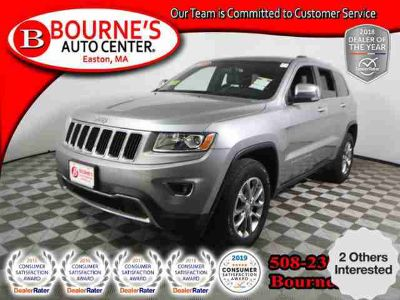 Used 2015 Jeep Grand Cherokee 4WD 4dr