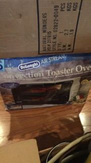 Delonghi airstream convection toaster oven
