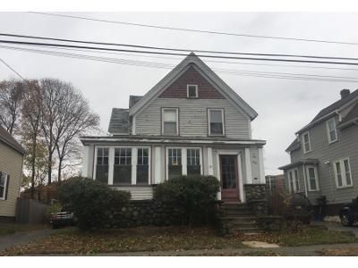 3 Bed 1.0 Bath Preforeclosure Property in Swampscott, MA 01907 - Stetson Ave