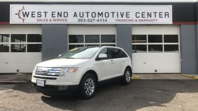 2010 Ford Edge SEL (White)