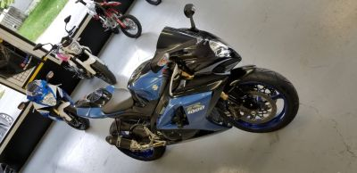 2008 Suzuki GSX-R1000 SuperSport Motorcycles Mechanicsburg, PA