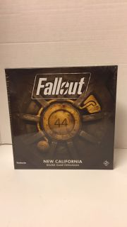 Fallout Board Game New