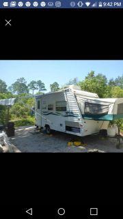 2001 Keystone Cabana 1701
