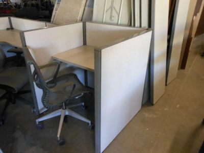 Telemarketing Cubicles - As Is or Refurbished