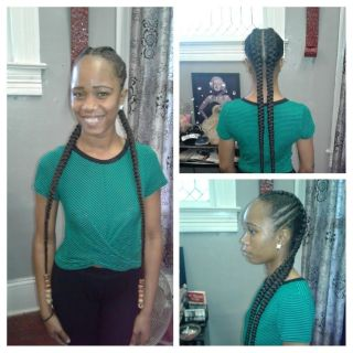Hair Braiding 💁💁! Starting @$45