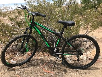 "Huffy 26"" Nighthawk Men's Mountain Bike"