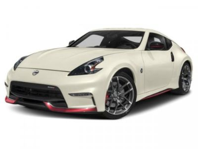 2019 Nissan 370Z Base (Magnetic Black Metallic)