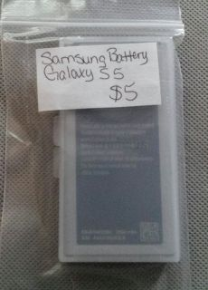 Samsung battery for Samsung Galaxy S5