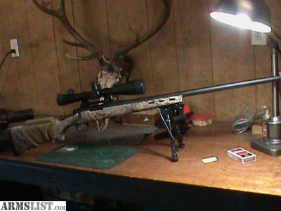 For Sale/Trade: Remington 700 Varmint