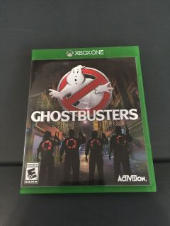 XBOX ONE Ghostbusters Game