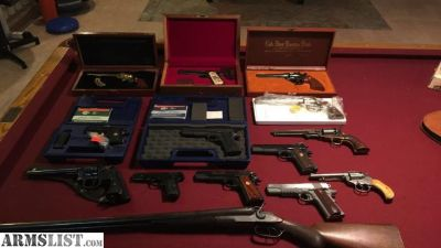 For Sale: Colt Collection