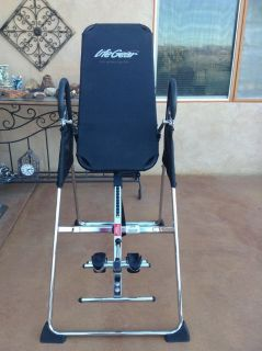 "Inversion Table by ""Life Gear"""
