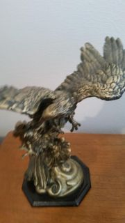 Pair of fighting eagles. New in the box.