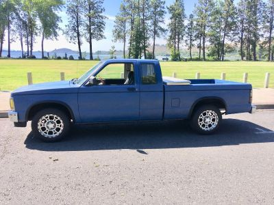 1992 Chevy S10 Extended cab pickup(2 wheel drive)
