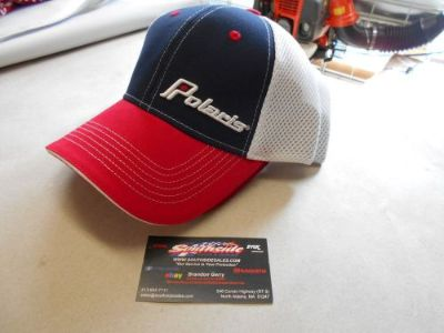 Find POLARIS RETRO TRUCKER CAP VENTED SNAPBACK 2865103 motorcycle in North Adams, Massachusetts, United States, for US $23.99
