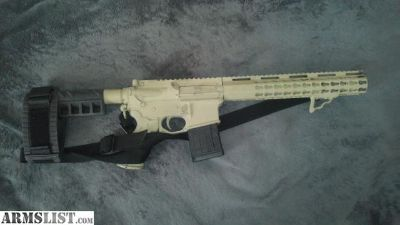 For Sale/Trade: 10.5 Inch Ar Pistol
