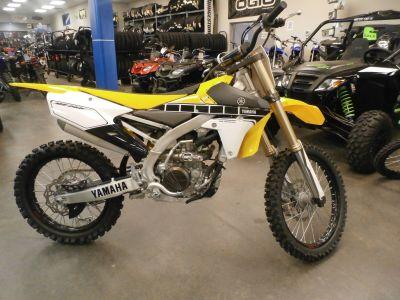 2016 Yamaha YZ250F Motocross Motorcycles Gibsonia, PA