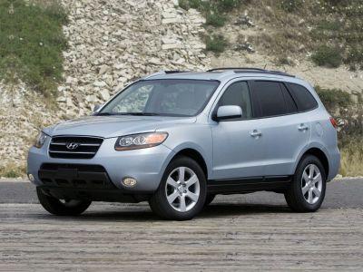 2008 Hyundai Santa Fe GLS (Steel Gray)