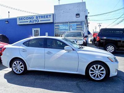 2007 Lexus IS 250 Base (White)