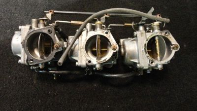 Find COMPLETE CARBURETOR/ CARB ASSY #13201-956R1 FOR 1985 SUZUKI 75 hp OUTBOARD MOTOR motorcycle in Gulfport, Mississippi, US, for US $90.00