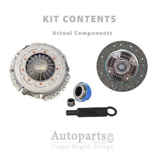 Sell VALEO CLUTCH KIT 52252004 '93-94 FORD RANGER 2.3L 93 94 AEROSTAR 3.0L 93 motorcycle in Gardena, California, US, for US $99.95