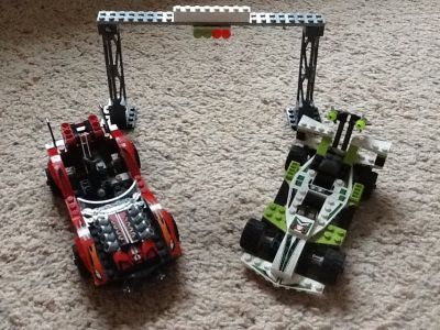 LEGO City Race Set