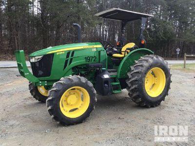 2018 John Deere 5085E 4WD Tractor