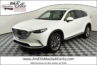 2019 Mazda CX-9 Grand Touring (Snowflake White Pearl)