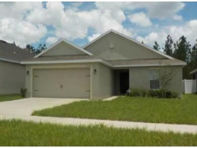 3 Bed 2 Bath Foreclosure Property in Brooksville, FL 34602 - Satinleaf Run