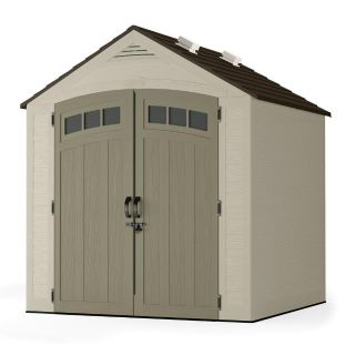 ISO storage shed