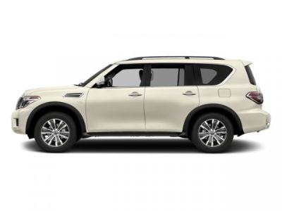 2017 Nissan Armada SL (Pearl White)