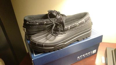 Sperry Duckling Rain Shoes