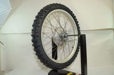 "Sell Honda XL350 1974 Front Wheel and Tire 21"" motorcycle in Fort Worth, Texas, United States, for US $79.00"